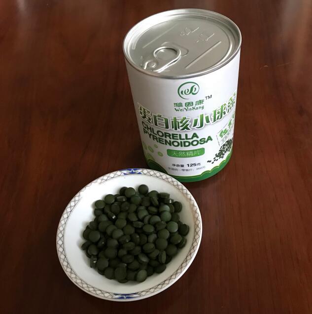 蛋白核小球藻片包装