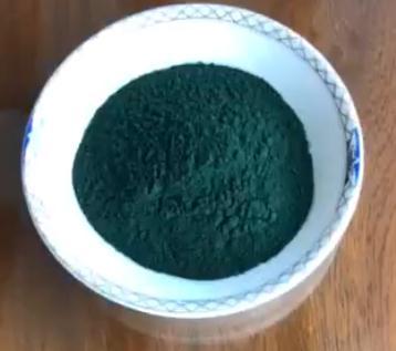 供应 高蛋白质钝顶螺旋藻粉 蓝藻粉 具出口食品备案 自有生产基地营养强化 癌提高免疫 (盘)